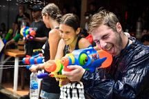 Thailand Beefs-up Security For Songkran
