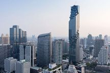 MahaNakhon Tower is Kingdom's Top Skyscraper