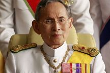 SAYAMA Mourns Thai King