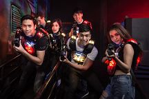 Sci-Fi adventure at Lazgam Bangkok