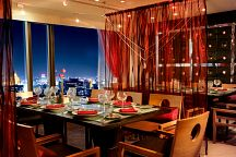 Dining Under the Stars at Saffron Sky Garden