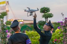 Use of Drones over Thai National Parks Restricted