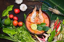 Thai Cuisine Goes Global