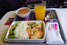 Thai Airways Includes More Five-Star Menu Options