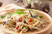 Thailand's Traditional Green Papaya Salad Lauded by Lonely Planet