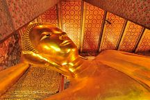 Reclining Buddha a Top Global Attraction