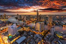 Bangkok Named Runner-Up for Top 100 City Destinations 2018