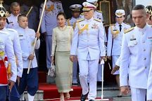 Thailand's King Maha Vajiralongkorn Ties the Knot