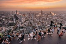 Bangkok Gets New Rooftop Bar