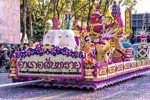 Chiang Mai to Host Annual Flower Festival