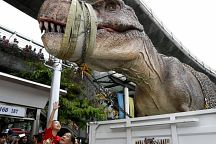 New Dinosaur Theme Park to Open in Bangkok